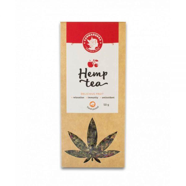 Hemp tea fruits