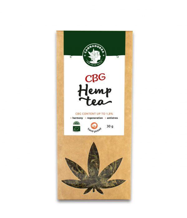 cbg hemp tea