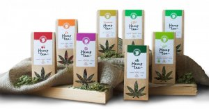 hemp teas collection