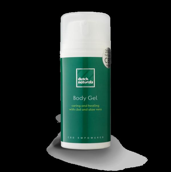 dutch natural body gel