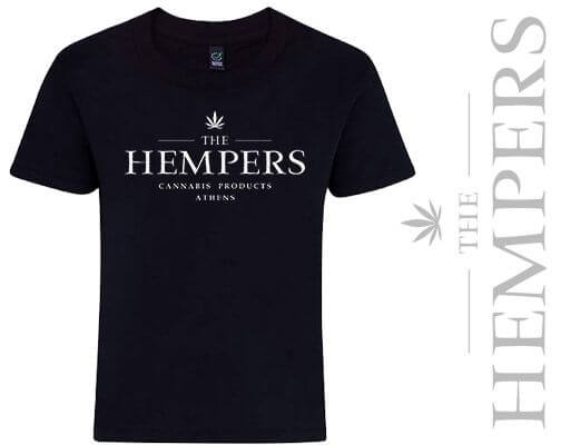 t-shirt the hempers