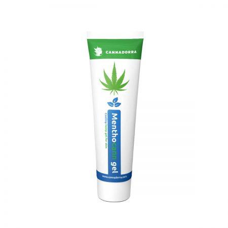 Menthocann - ψυκτικό gel