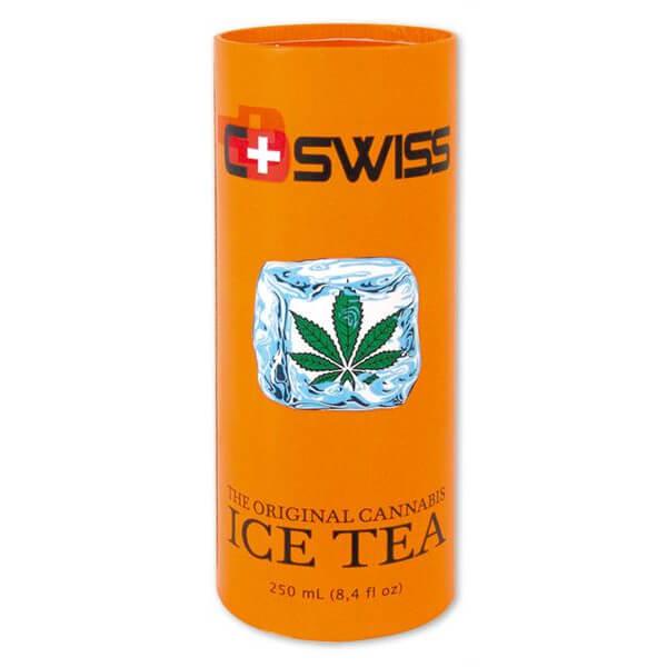 hemp ice tea