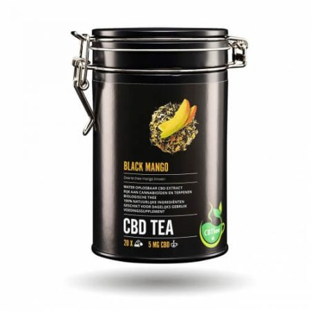 CBD Tea Black Mango