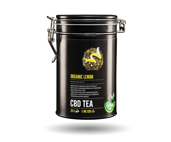 CBD Tea Organic Lemon