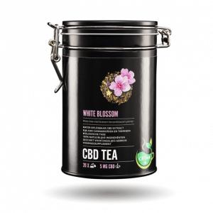 CBD Tea White Blossom