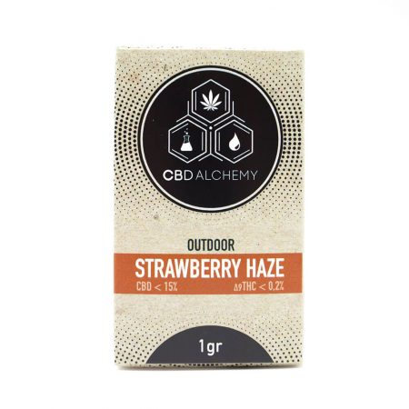 strawberry haze cbd