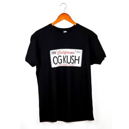 OG Kush Black T-shirt