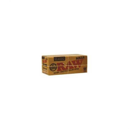 Ρολό Καπνίσματος Raw Κλασσικό Φυσικό Ακατέργαστο King Size 5 Μέτρα