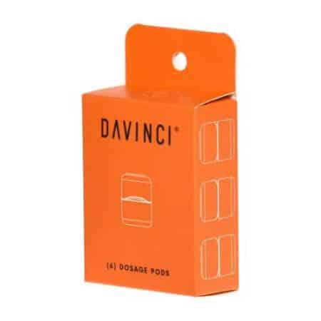 DaVinci IQ2 Κάψουλες Δοσολογίας