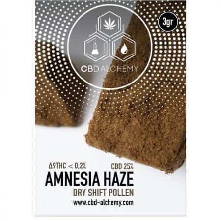 pollen amnesia