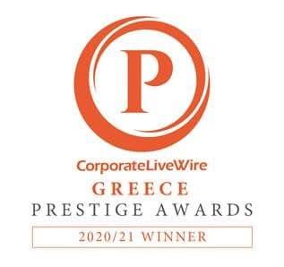 """Nικητές του Βραβείου """"CBD Product Retailer of the Year"""", στον διαγωνισμό επιχειρηματικότητας""""Greece Prestige Awards 2020/21"""""""